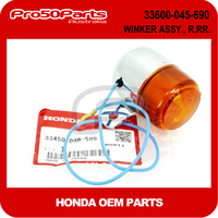 (Honda OEM) Z50A-K2 - Winker (Right, Rear)