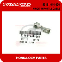 (Honda OEM) Z50A/J1 - HINGE, THROTTLE CABLE