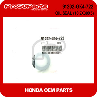 (Honda OEM) Z50 - Oil Seal (18.9x30x5)