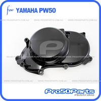 (PW50) - Cover, Crankcase 2 (Clutch Cover)