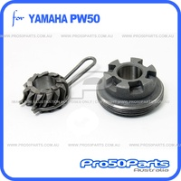 (PW50) - Gear, Kick Pinion (13T) and Pump Drive Set