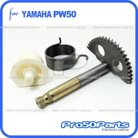 (PW50) - Kick Shaft Spindle Set