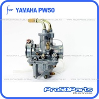 (PW50) - Carburetor Assy 1, Carby
