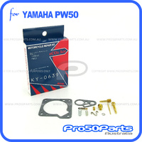 (PW50) - Carburetor Rebuild Kit (KY-0639, Keyster)