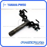 (PW50) - Under Bracket Comp, Steering Stem