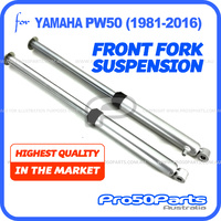 (PW50) - Front Fork Suspension Assy (1981-2016)