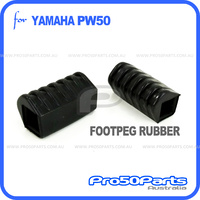 (PW50) - Footpeg Rubber (2pcs)