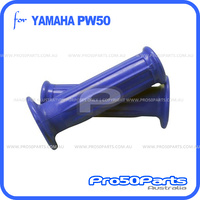 (PW50) - Hand Grip Rubber (Blue, Left & Right)