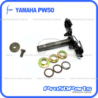 (PW50) - Under Bracket Comp (Steering Stem Assy)