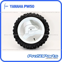 (PW50) - Rear Wheel Set