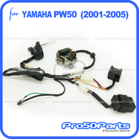 (PW50) - Complete Electrical Assy (2001-2005)