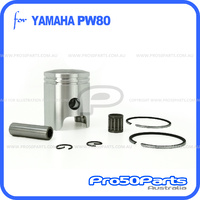(PW80) - Piston Rebuild Kit (47.50mm, Big Bore)