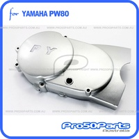 (PW80) - Cover, Crankcase 1 (Left Hand)