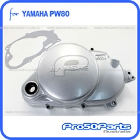(PW80) - Cover, Crankcase 2 (Right Hand)