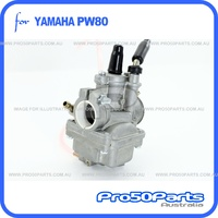 (PW80) - Carburetor Assy 1, Carby
