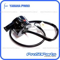 (PW80) - Switch, Handle 1 (Throttle Housing)