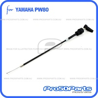 (PW80) - Cable, Starter 1 (Choke Cable)