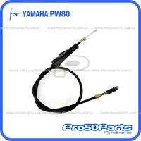 (PW80) - Cable, Brake (Front)