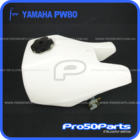 (PW80) - Fuel Tank Comp (White)