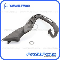 (PW80) - Exhaust Pipe Assy 1