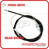 (QR50) Rear Brake Cable (1983-2000)