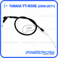 (TT-R50E) - Cable, Throttle 1 (Throttle Cable 2006-2011)