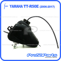 (TT-R50E) - Fuel Tank (Black Colour)