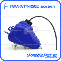 (TT-R50E) - Fuel Tank (Blue Colour)