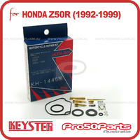 (Z50R 92-99) - Carburetor Rebuild Kit (KH-1445N, Keyster)