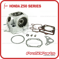 70cc Engine Cylinder Head Kit (Inc Cylinder Head, Gasket, Pin, Seal)