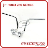 Handlebar Set (Traditional Foldable Bar, CNC Alloy Knob)