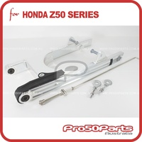 Alloy Swing Arm (+13cm Extended, Drum / Disk Brake)