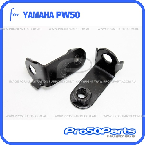 (PW50) - Stay, Front Fender (Mounting Bracket)