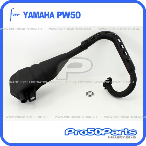 (PW50) - Exhaust Pipe Assy
